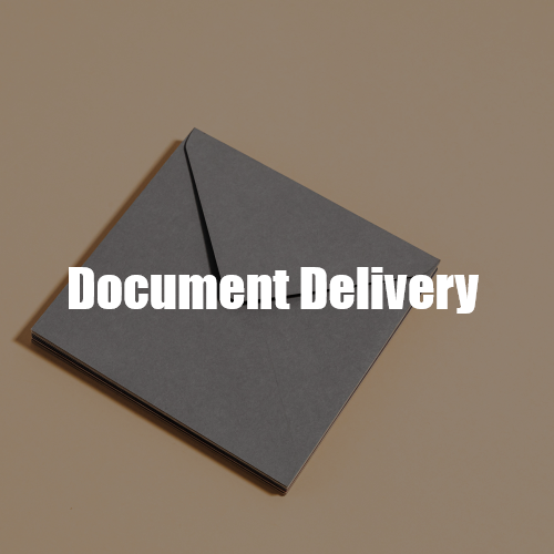 document delivery chattanooga